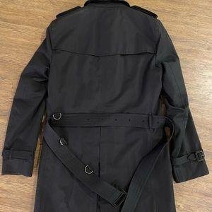 Burberry Jackets & Coats - Burberry trench coat navy size s